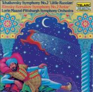 Tchaikovsky Symphony No 2 Little Russian Rimsky Ko