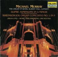 Dupre Symphony In G Minor Rheinberger Organ Concer