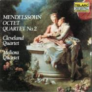 Mendelssohn Quartet No 2 Octet