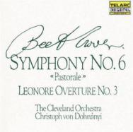 Beethoven Symphonies No 6 Pastorale Leonore Overtu