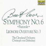 Beethoven Symphonies No 6 Pastorale Leonore Overtu