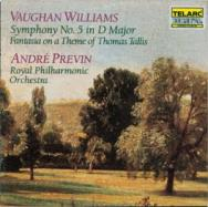 Vaughan Williams Symphony No 5 Tallis Fantasia