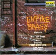 Empire Brass Plays Music Of Bernstein Gershwin And