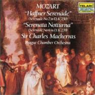 Mozart Haffner Serenade Serenata Notturna