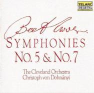 Beethoven Symphonies No 5 No 7 80163