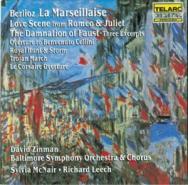 Berlioz La Marseillaise Overture To Benvenuto Cell