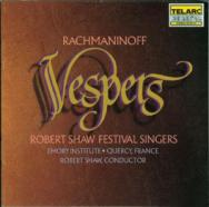 Rachmaninoff Vespers MP3