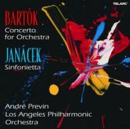 Bartok Concerto For Orchestra Janacek Sinfonietta