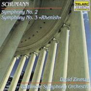 Schumann Symphonies No 2 No 3