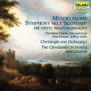 Mendelssohn Symphony No 3 Die erste Walpurgisnacht
