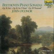 Beethoven Piano Sonatas Volume 3 Op 31 No 1 Op 31  MP3