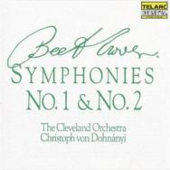Beethoven Symphonies No 1 No 2