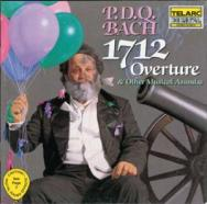 PDQ Bach 1712 Overture And Other Musical Assaults