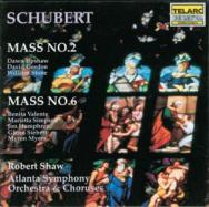Schubert Mass No 2 Mass No 6