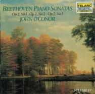 Beethoven Piano Sonatas Volume 4 Op 2 Nos 1 2 And