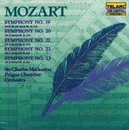 Mozart Symphonies No 19 No 20 No 21 No 22 No 23