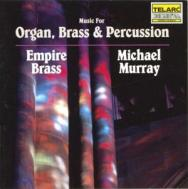 Music For Organ Brass Percussion