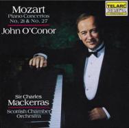 Mozart Piano Concertos No 21 No 27