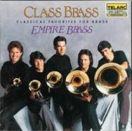 Class Brass Orchestral Favorites Arranged For Bras