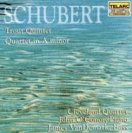 Schubert Trout Quintet Quartet In A Minor
