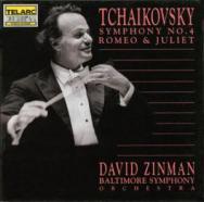 Tchaikovsky Symphony No 4 Romeo Juliet