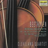 Beethoven String Quartets OP18 NO 6 In B flat Majo