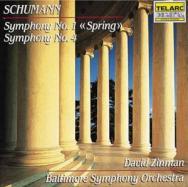 Schumann Symphony No 1 Spring Symphony No 4