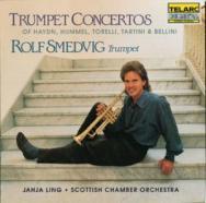 Trumpet Concertos Of Haydn Hummel Tartini Torelli