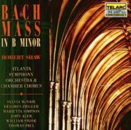 Bach Mass In B Minor 80233