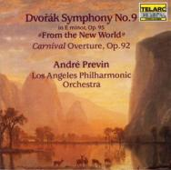 Dvorak Symphony No 9 New World Carnival Overture