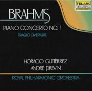 Brahms Piano Concerto No 1 Tragic Overture