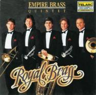Royal Brass Brass Music From The Renaissance Baroq