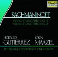 Rachmaninoff Piano Concertos No 2 No 3