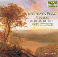 Beethoven Piano Sonatas Volume 6 Op 109 110 111