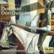 Strauss Don Juan Don Quixote