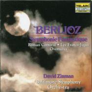 Berlioz Symphony Fantastique Overtures