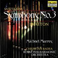 Saint Saens Symphony No 3 In C Minor Organ And Pha