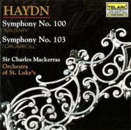 Haydn Symphonies No 100 Military No 103 Drumroll