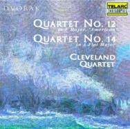 Dvorak Quartet No 12 American Quartet No 14