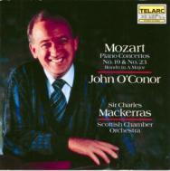 Mozart Piano Concertos No 19 No 23