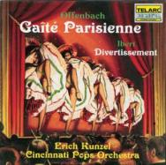 Offenbach Gaite parisienne Ibert Divertissement