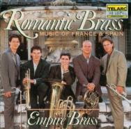 Romantic Brass Music Of France Spain Transcribed F