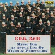 PDQ Bach Music For An Awful Lot Of Winds And Percu