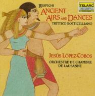Respighi Ancient Airs And Dances Trittico Botticel