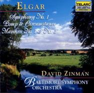 Elgar Symphony No 1 Pomp And Circumstance Marches