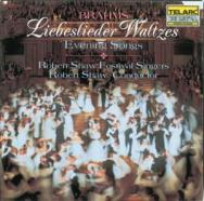 Brahms Liebeslieder Waltzes Evening Songs