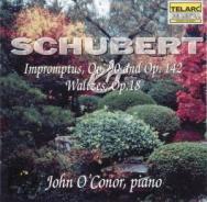 Schubert Impromptus Op 90 Op 142 Waltzes Op 18