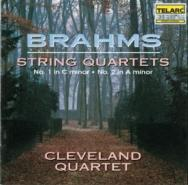 Brahms Quartets In A Minor C Minor