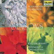 Glazunov The Seasons Scenes de ballet