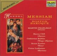 Handel Messiah Highlights